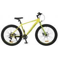 Велосипед TechTeam Delta 18'', желтый