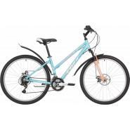 Велосипед Foxx Bianka D 17'', голубой