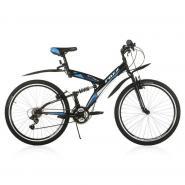 Велосипед Foxx Attack V 18'', синий