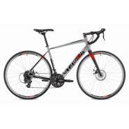 Велосипед Stinger 28'', Stream STD, М, серебристый