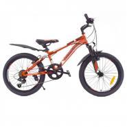 Велосипед Nameless S2000, красный/белый