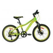 Велосипед Nameless S2200D 12', зеленый/синий