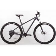 Велосипед Merida Big Nine 20-D 19''L '19 Mattblack/Red/Silver (29'')