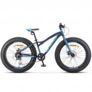 Велосипед Stels Aggressor D 18'' синий арт.V010