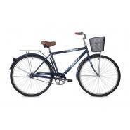 Велосипед Foxx Fusion 20'' синий+корзина