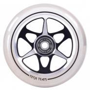 Колесо д/самоката X-Treme 110мм KL transparent white