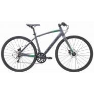 Велосипед Merida Speeder GT(90) L(56cm) '21 MattAntracite/Black/Green (700C)
