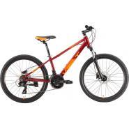 Велосипед Welt Peak 24 1.0 HD '21 Dark red one size (2021)