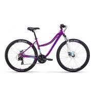 Велосипед FORWARD JADE 2.2 S disc 21ск. 16.5 черный/розовый (20 - 21)