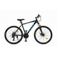 Велосипед HOGGER 'BOGOTA' МD 15'' 21ск, алюм синий