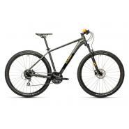 Велосипед CUBE AIM RACE 29 darkgrey'n'orange 21'' 21'