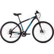 Велосипед FOXX ATLANTIC D, 14'' алюм, черный(2021)