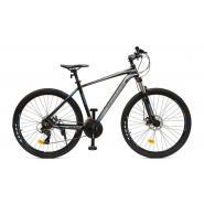 Велосипед HOGGER 'MANAVA' МD 21'' 21ск, алюм черно-синий