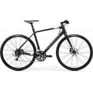 Велосипед Merida Speeder 200 54cm ML '21 MattBlack/DarkSilver