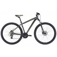 Велосипед Merida Big Nine 15-D 21''XL '20 SilkAnthracite/Green/Black (29'')