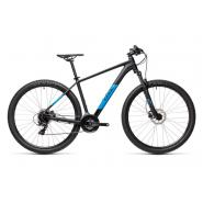 Велосипед CUBE AIM PRO 29 black'n'blue 23'' 21
