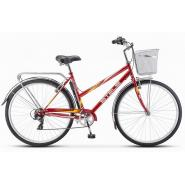 Велосипед Stels Navigator-350 Lady 20 арт.Z010 красный