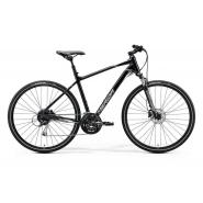 Велосипед Merida Crossway 100 51cm М '18 ShinyDarkSilver/Red/Black