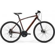 Велосипед Merida Crossway 40 52cm ML '21 Bronze/BrownBlack