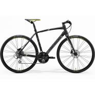 Велосипед Merida Speeder 100 52cm SM '19 MattBlack/Yellow/Grey (700C)