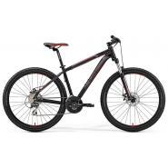 Велосипед Merida Big Nine 20-MD 21''XL '19 MattBlack/Silver/Red (29'')
