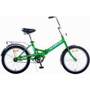Велосипед Stels Pilot-410 13,5 арт.Z011 зелёный