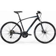 Велосипед Merida Crossway 500 51cm M '21 GlossyBlack/MattSilver