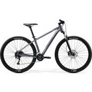 Велосипед Merida Big Nine 200 17''M '20 GlossyAnthracite/Black/Silver (29'')