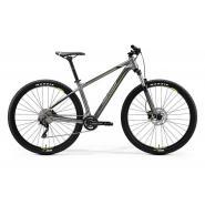 Велосипед Merida Big Nine 300 20''XL '20 SilkAnthracite/Green/Black (29'')