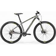 Велосипед Merida Big Nine 300 17''M '20 SilkAnthracite/Green/Black (29'')