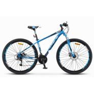 Велосипед Stels Navigator-910 MD 16,5'' синий/черный арт.V010