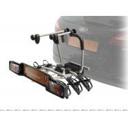 Автобогажник на фаркоп Peruzzo PARMA для 3-х, алюм,фикс. колесо,рама 706/3