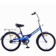 Велосипед Stels Pilot-410 13,5 арт.Z011 синий