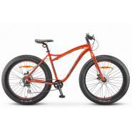 Велосипед Stels Navigator-680 MD 18'' красный Фэтбайк арт.V040
