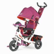 Велосипед 3-х кол 950 D-АТMH фиолетовый 1/2
