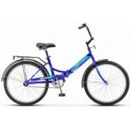 Велосипед Десна-2500 14 синий арт.Z010