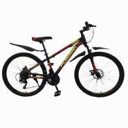 Велосипед Faraon MD2420 черно/оранжевый