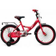 Велосипед PULSE 1805-2 красный/черный