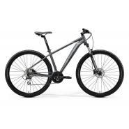 Велосипед Merida Big Nine 20-D 22''XXL '20 MattAnthracite/Black/Silver (29'')