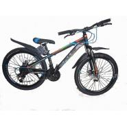 Велосипед PULSE MD1000 желтый/оранжевый/синий