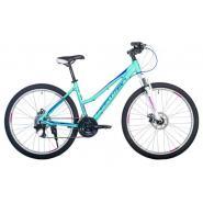 Велосипед HARTMAN Uria Pro Disk 17 21ск. алюм, васильково синий мат