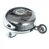 Звонок д/вело метал. малый, хром, d54см 3293035-11