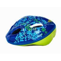 Шлем детский S(48-52) VSH 5 синий-буквы