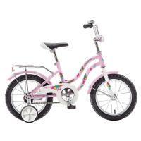 Велосипед NOVATRACK 12'', TETRIS, розовый #125953
