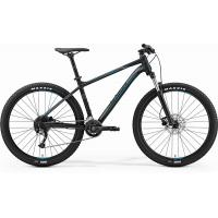 Велосипед Merida Big 7 200 17''M '19 MattBlask/Silver/Blue (27,5'')