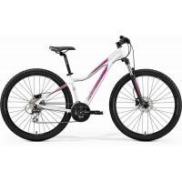 Велосипед Merida Juliet 7.20-D 17''M '19 PearlWhite/Pink (27,5'')