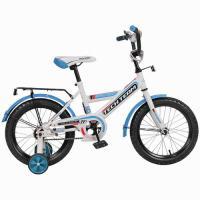 Велосипед Tech Team T12137 синий