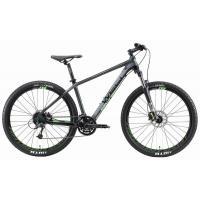 Велосипед Welt Rubicon 3.0 27 '19 matt grey/green M