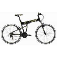 Велосипед Cronus SOLDIER 0.5 black/yellow 19,5