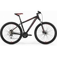 Велосипед Merida Big 7 20-D 17''M '19 MattBlack/Red/Silver (27,5'')